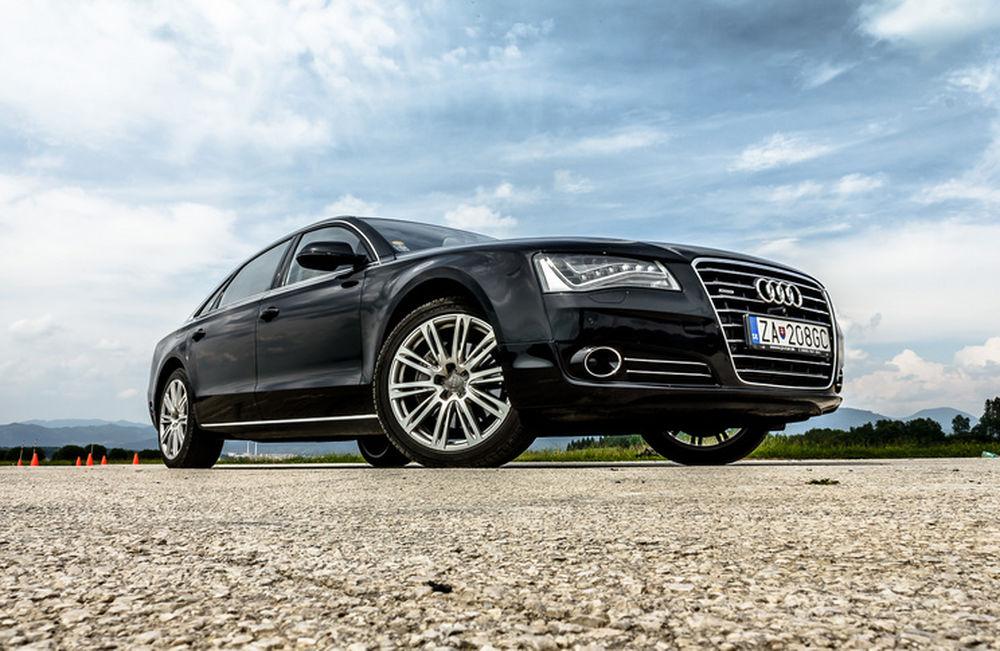 Luxusné Audi A8 Long na predaj - Žilinský samosprávny kraj, foto 5