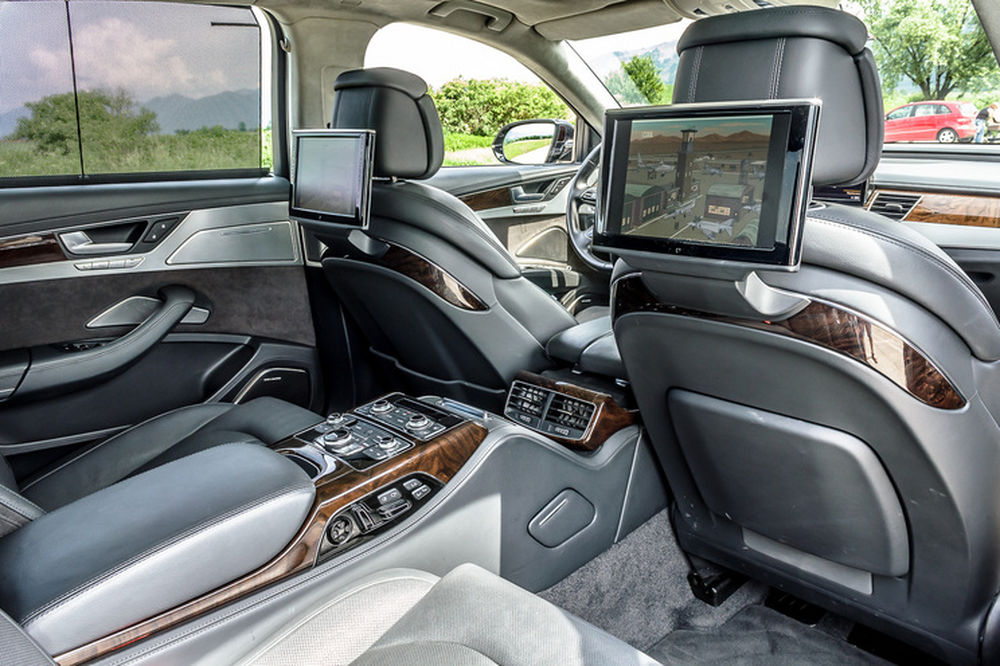 Luxusné Audi A8 Long na predaj - Žilinský samosprávny kraj, foto 7