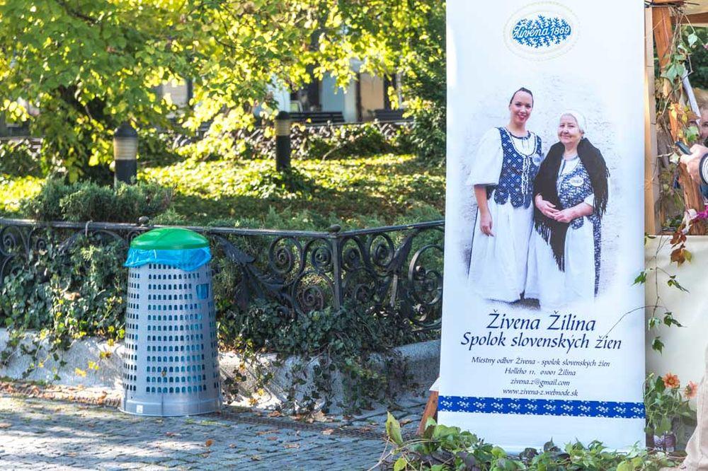 FOTO: Žilinský kapustný deň na Mariánskom námestí v Žiline, foto 4