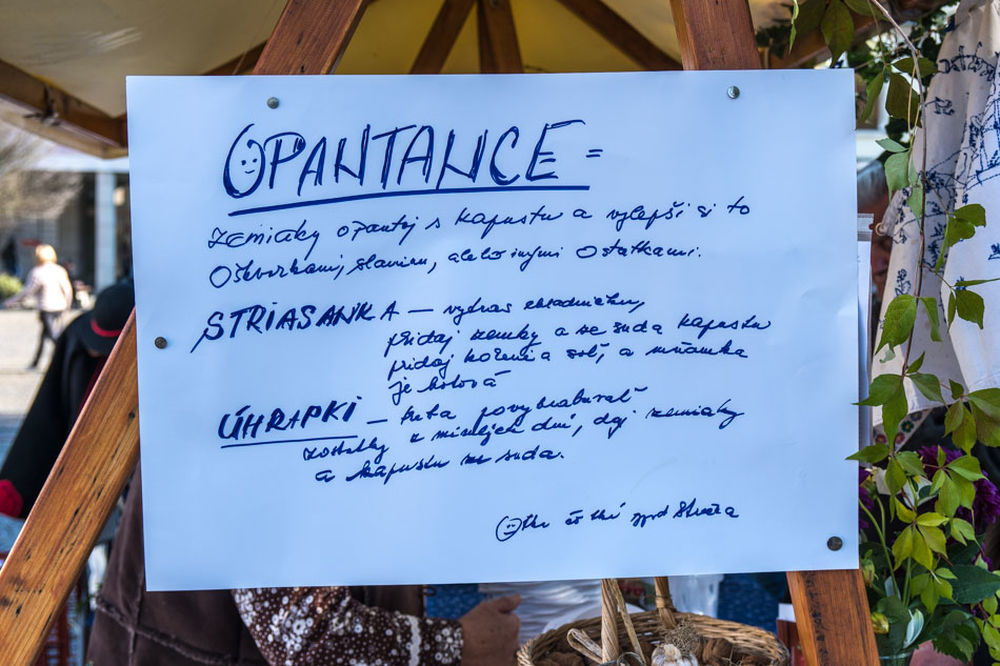 FOTO: Žilinský kapustný deň na Mariánskom námestí v Žiline, foto 9