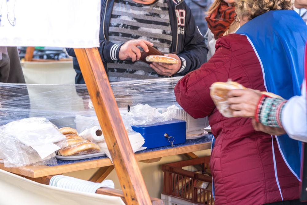 FOTO: Žilinský kapustný deň na Mariánskom námestí v Žiline, foto 15