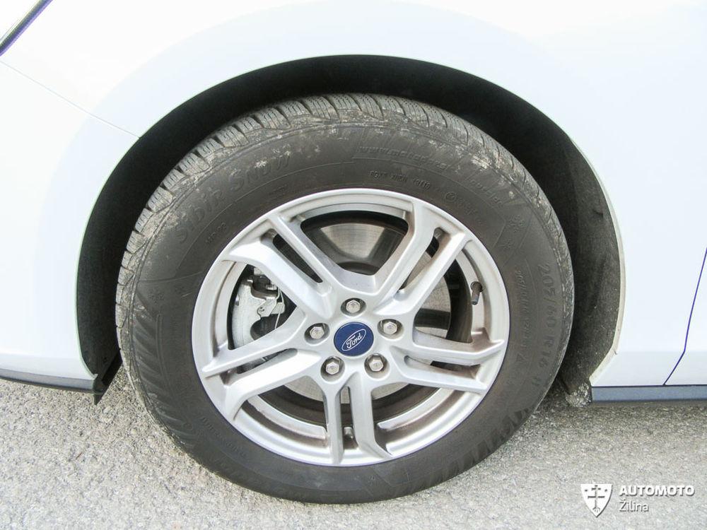 Redakčný test Ford Focus Kombi, foto 6