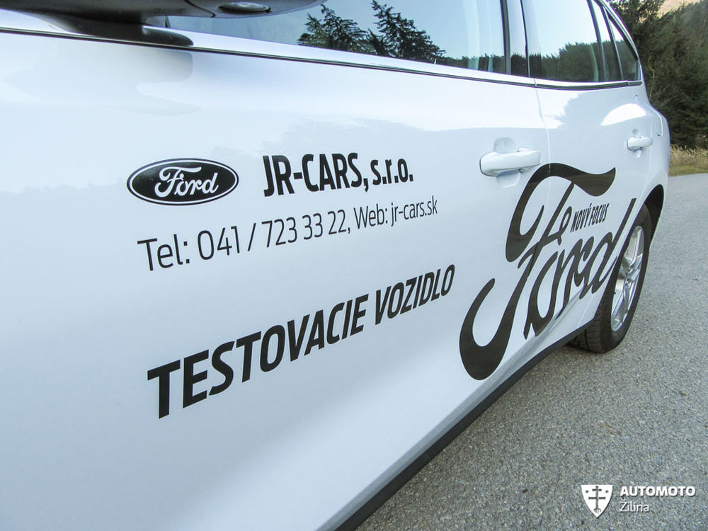 Redakčný test Ford Focus Kombi, foto 7