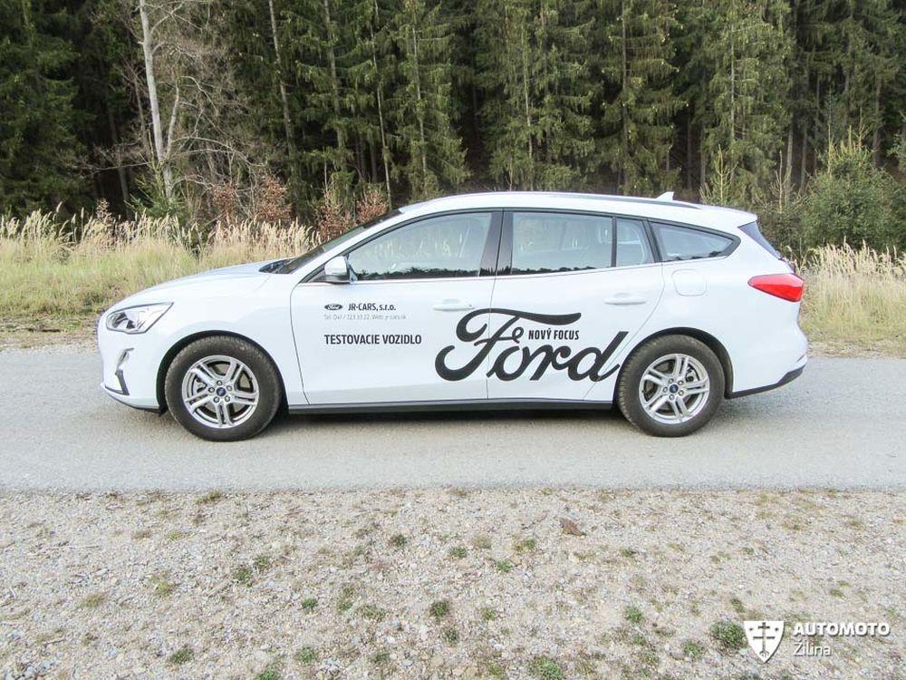 Redakčný test Ford Focus Kombi, foto 8