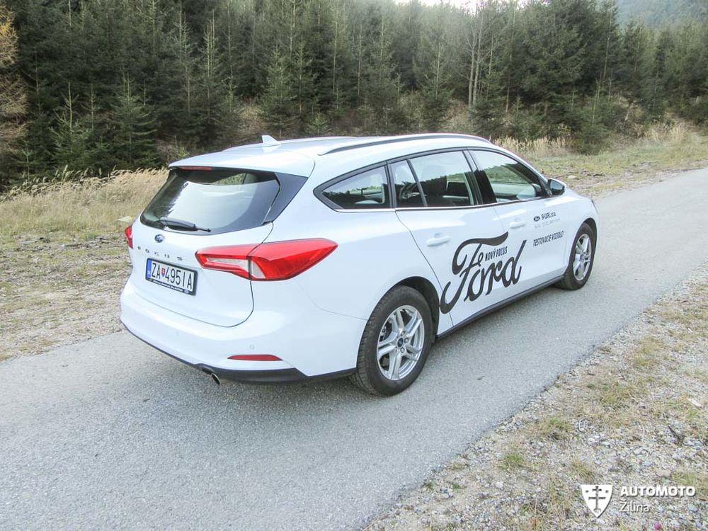 Redakčný test Ford Focus Kombi, foto 12