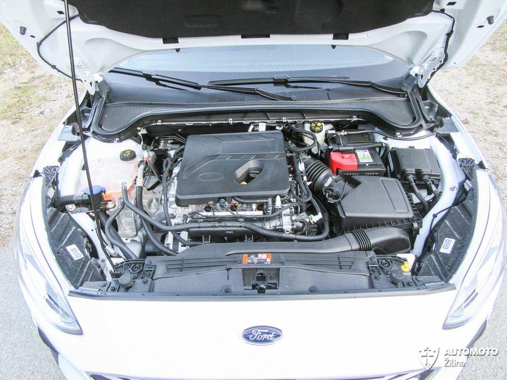 Redakčný test Ford Focus Kombi, foto 15