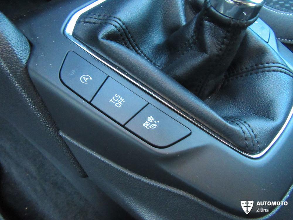 Redakčný test Ford Focus Kombi, foto 22