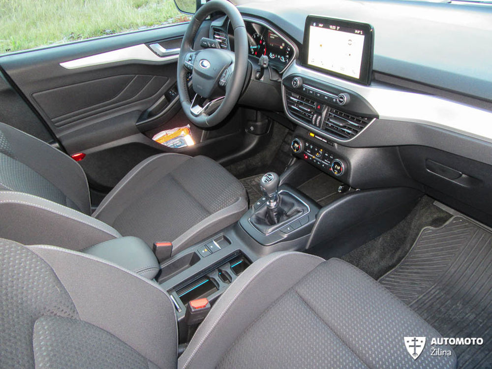 Redakčný test Ford Focus Kombi, foto 29