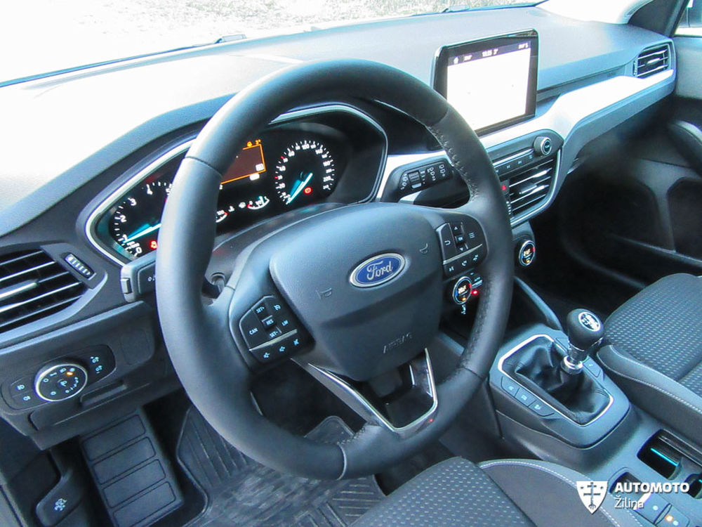 Redakčný test Ford Focus Kombi, foto 30
