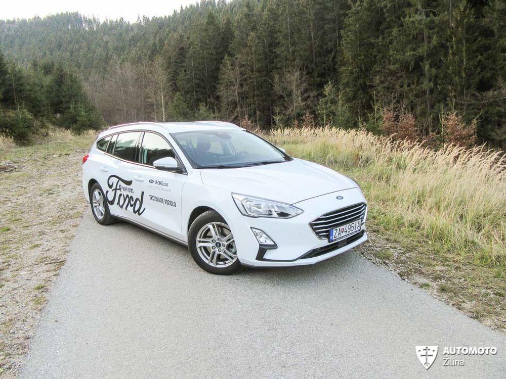 Redakčný test Ford Focus Kombi, foto 34