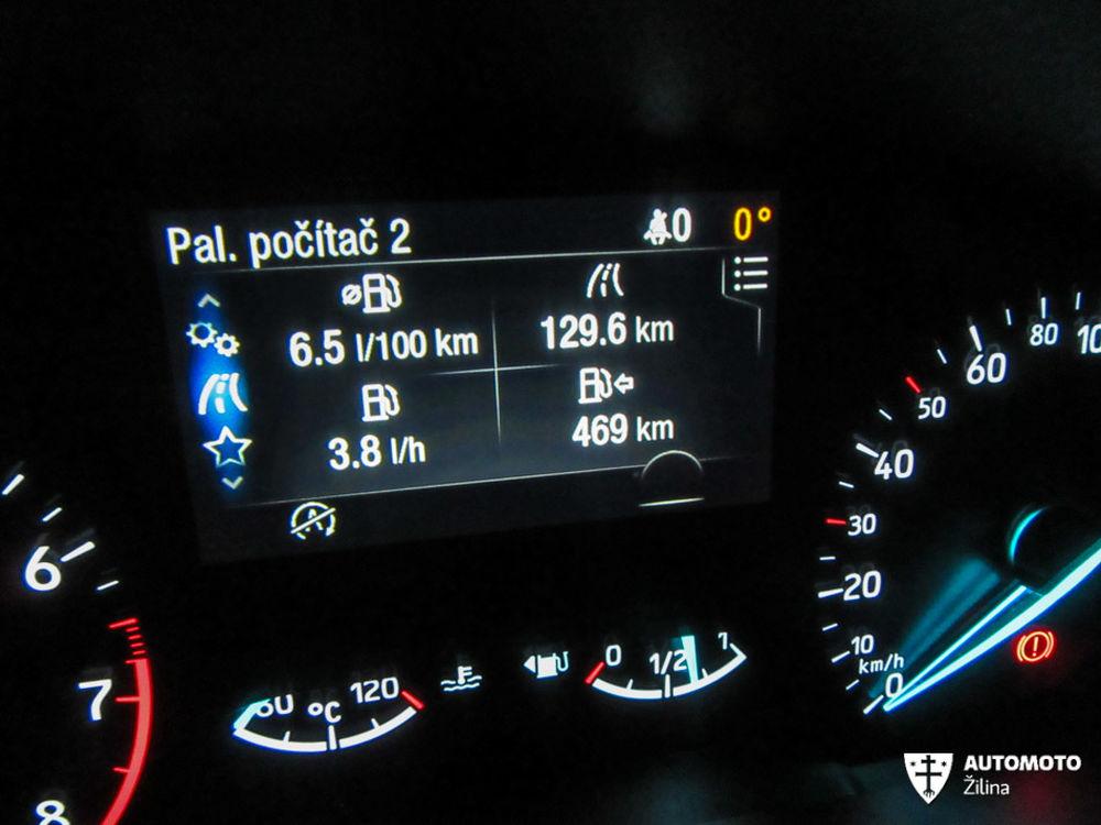 Redakčný test Ford Focus Kombi, foto 39