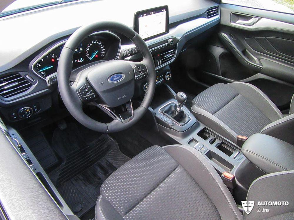 Redakčný test Ford Focus Kombi, foto 43