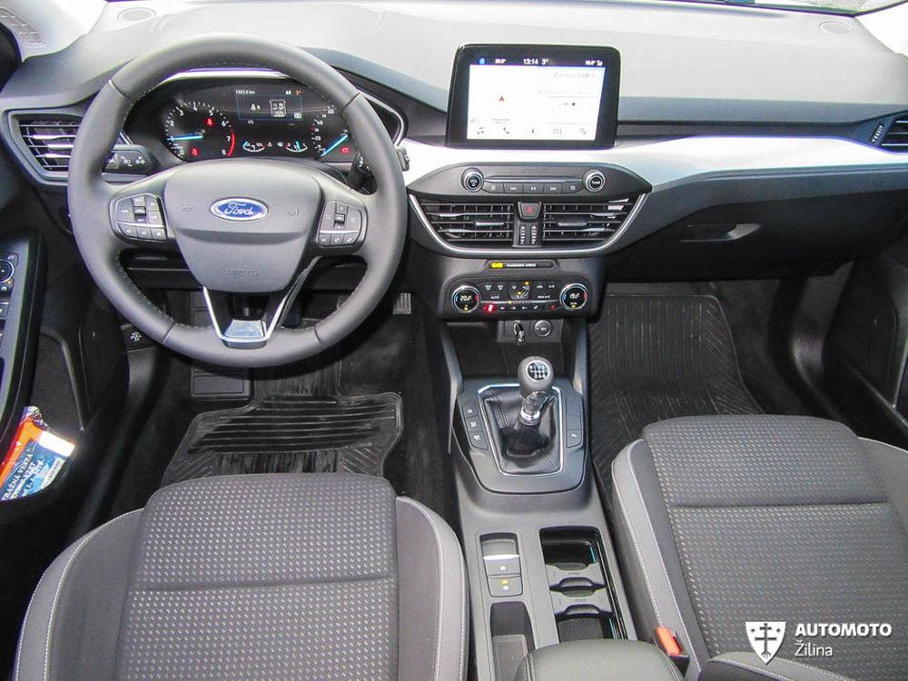Redakčný test Ford Focus Kombi, foto 44