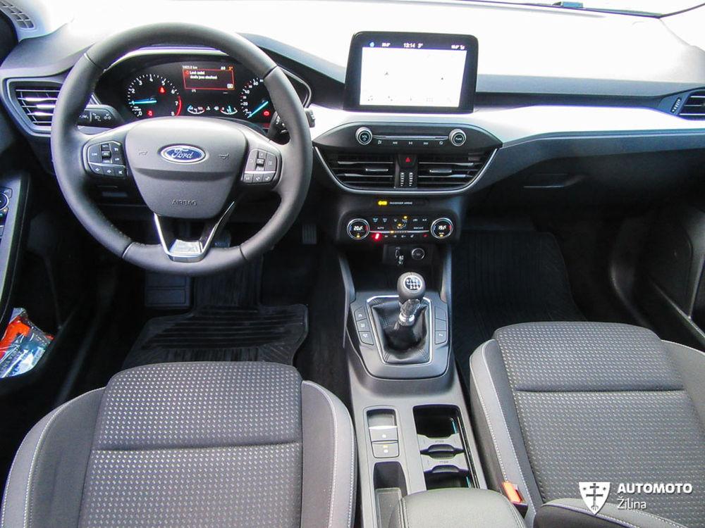 Redakčný test Ford Focus Kombi, foto 45