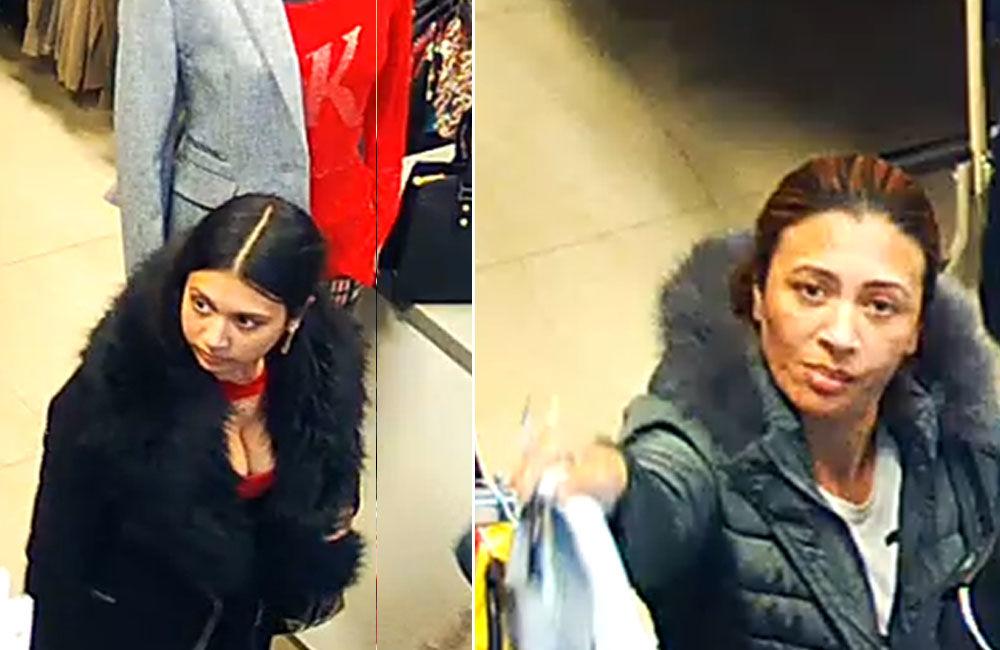 Krádež oblečenie v Liptovskom Mikuláši 15.11.2018, foto 5