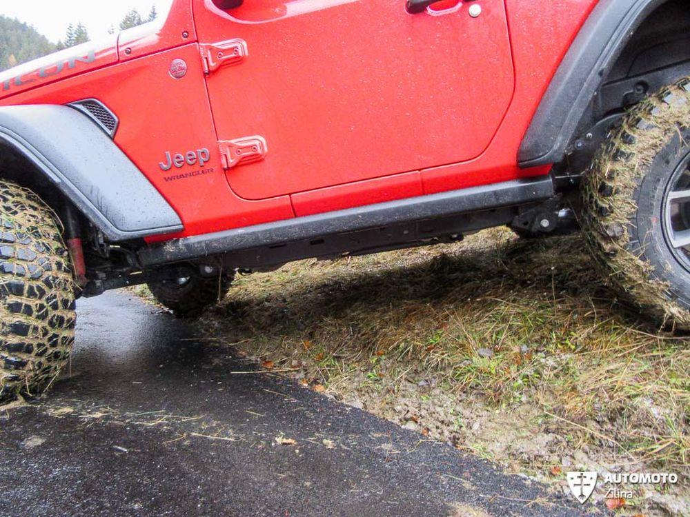 Redakčný test Jeep Wrangler, foto 10