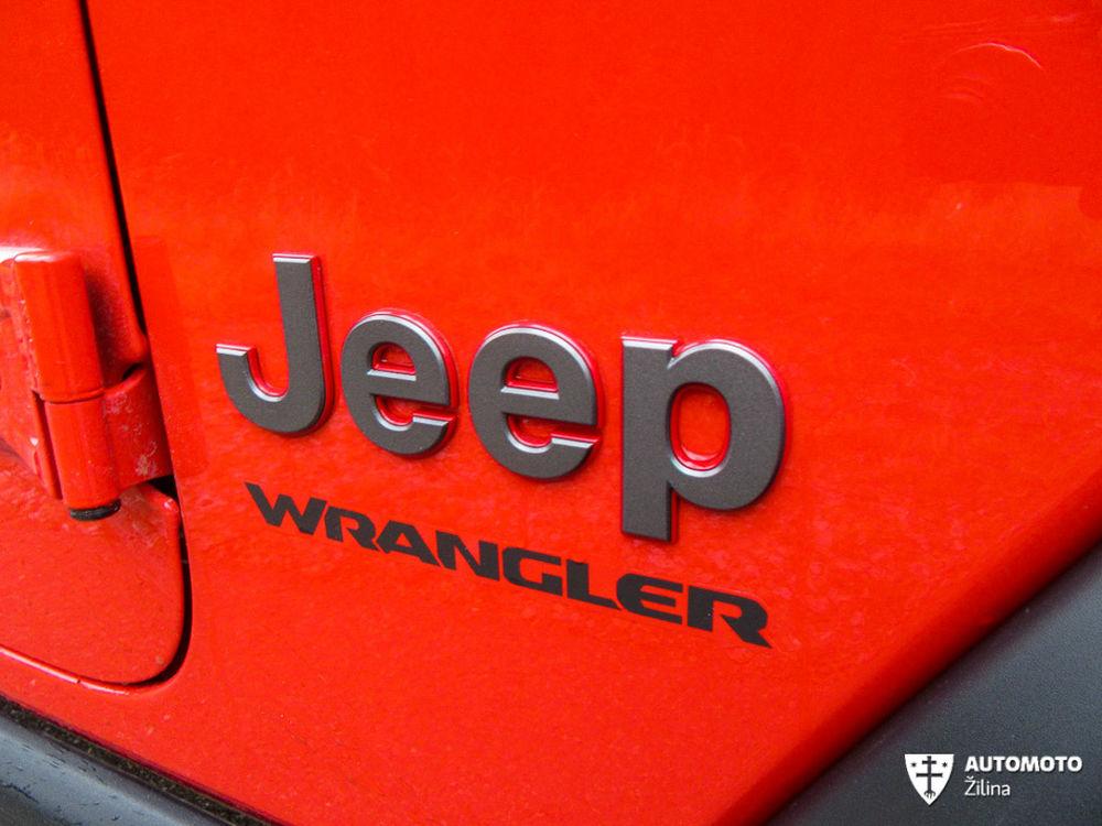 Redakčný test Jeep Wrangler, foto 17