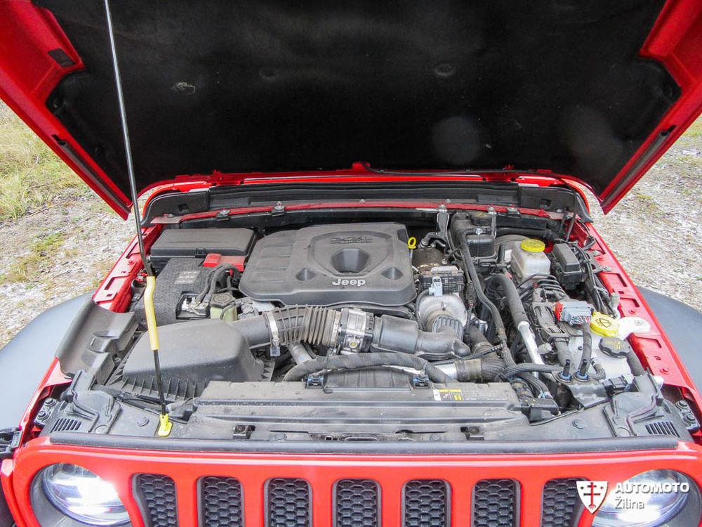 Redakčný test Jeep Wrangler, foto 29