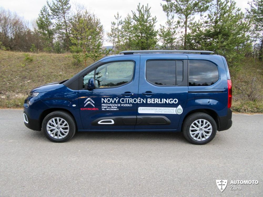 Redakčný test Citroën Berlingo, foto 6