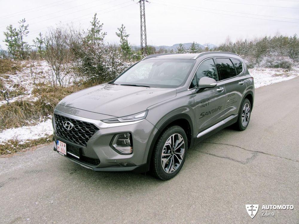 Redakčný test Hyundai Santa Fe, foto 1