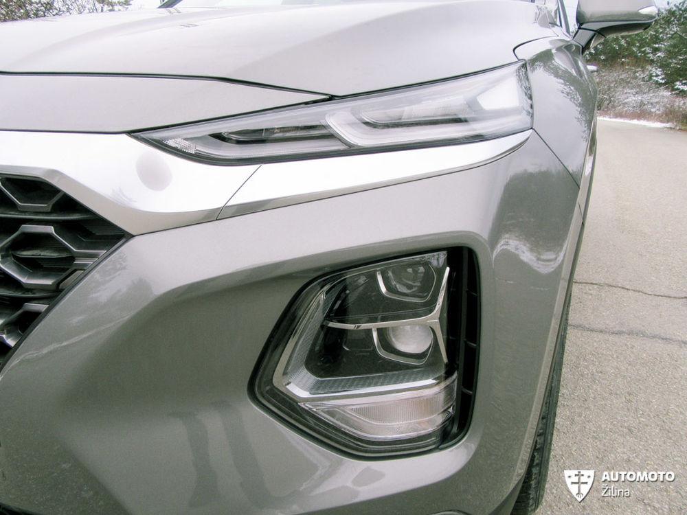 Redakčný test Hyundai Santa Fe, foto 3