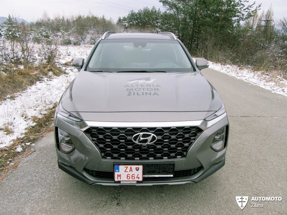 Redakčný test Hyundai Santa Fe, foto 4