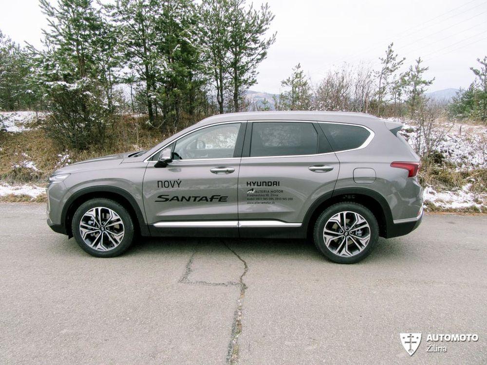 Redakčný test Hyundai Santa Fe, foto 6