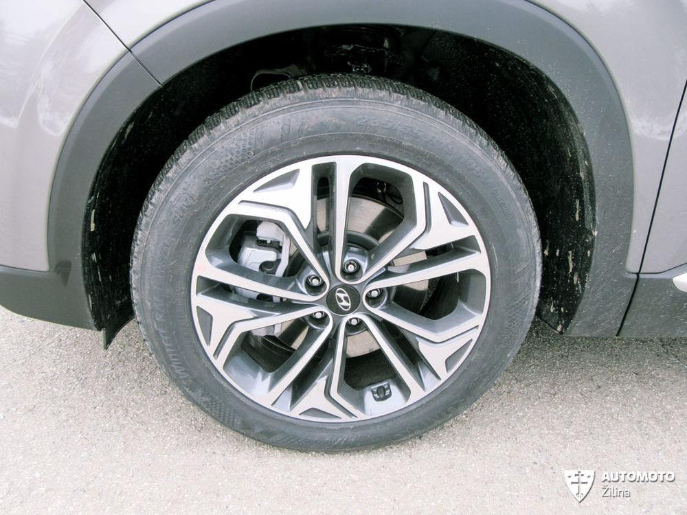Redakčný test Hyundai Santa Fe, foto 7
