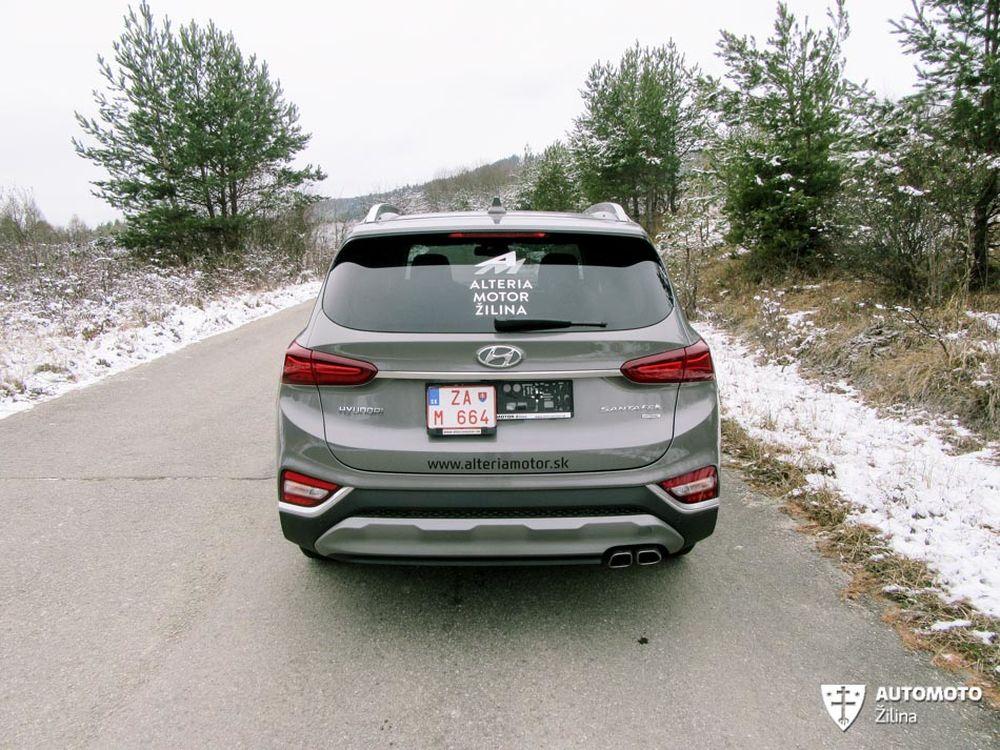 Redakčný test Hyundai Santa Fe, foto 8