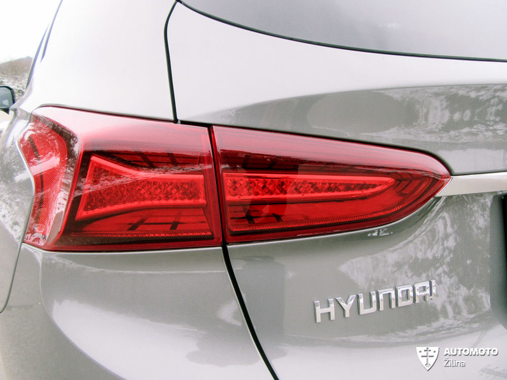 Redakčný test Hyundai Santa Fe, foto 9