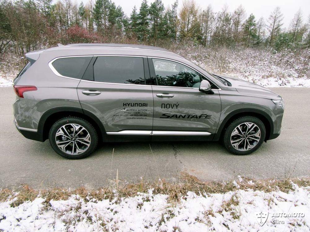Redakčný test Hyundai Santa Fe, foto 11