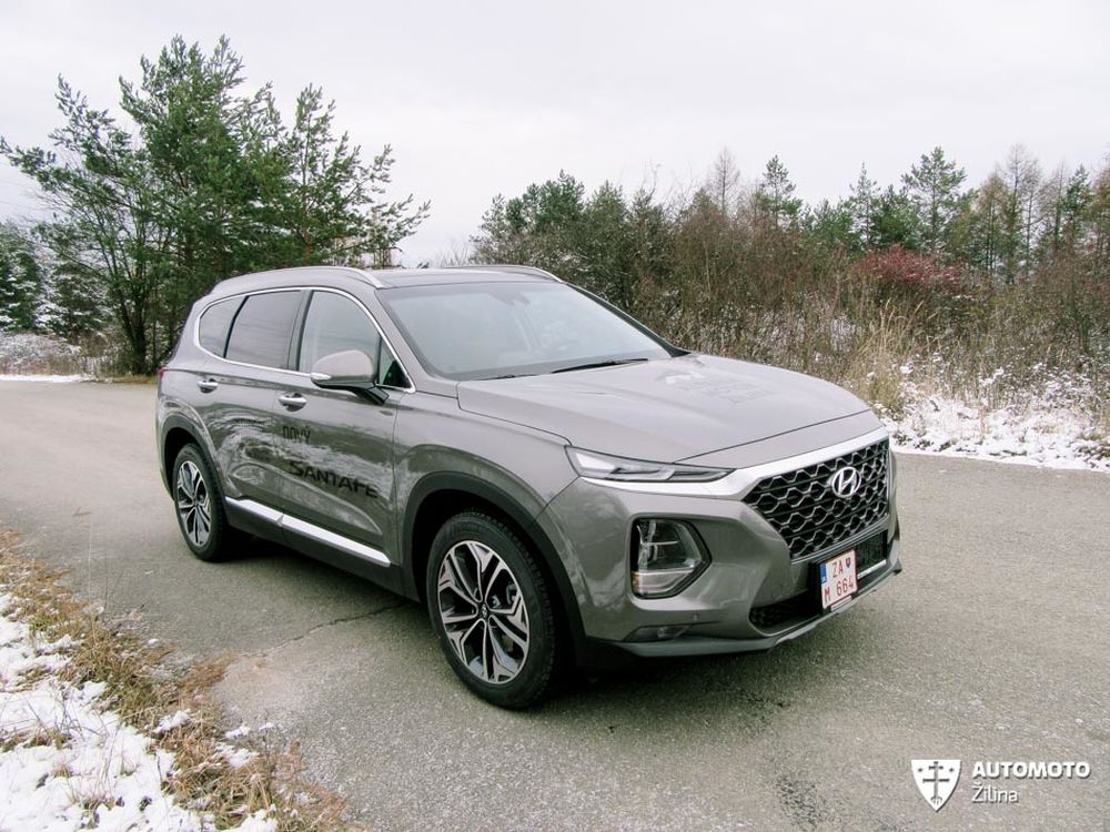 Redakčný test Hyundai Santa Fe, foto 12