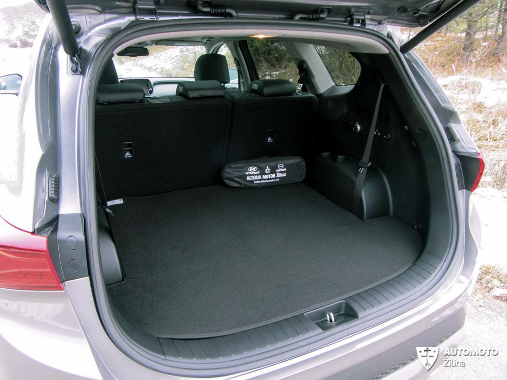 Redakčný test Hyundai Santa Fe, foto 13