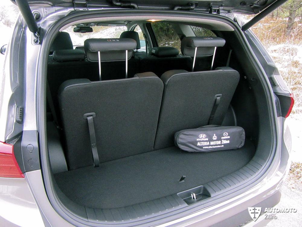 Redakčný test Hyundai Santa Fe, foto 14