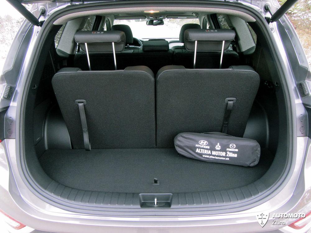 Redakčný test Hyundai Santa Fe, foto 15