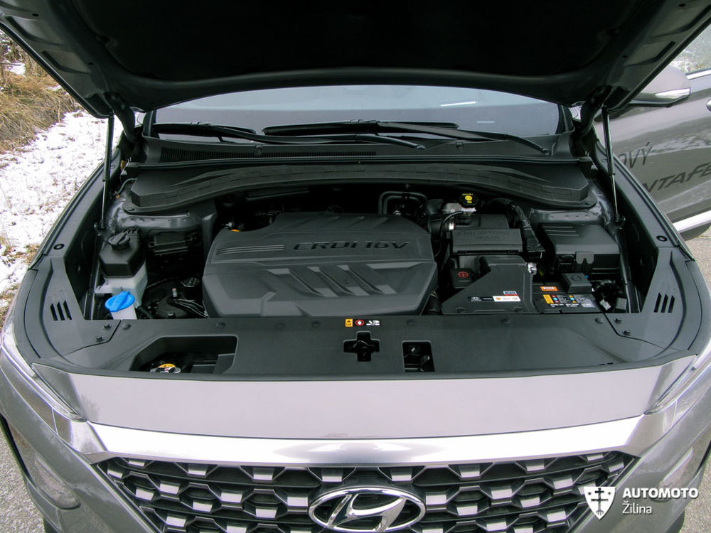 Redakčný test Hyundai Santa Fe, foto 20