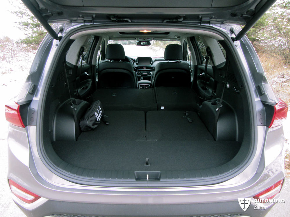 Redakčný test Hyundai Santa Fe, foto 22