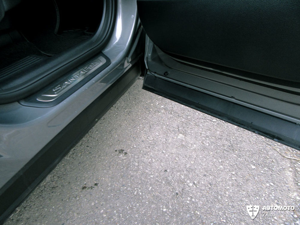 Redakčný test Hyundai Santa Fe, foto 26
