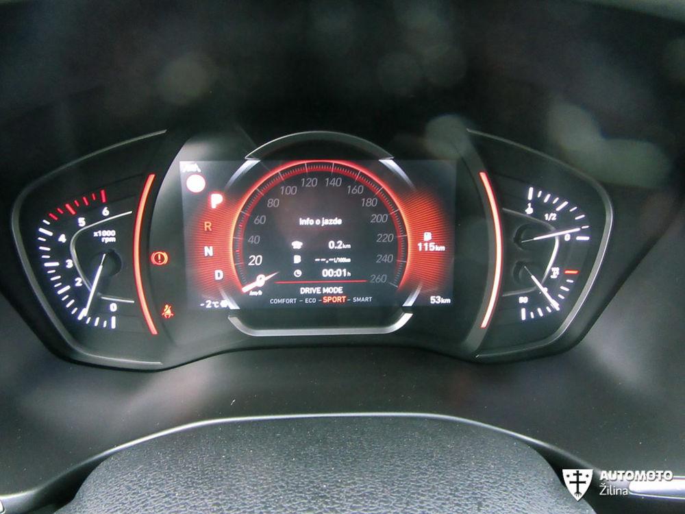 Redakčný test Hyundai Santa Fe, foto 36