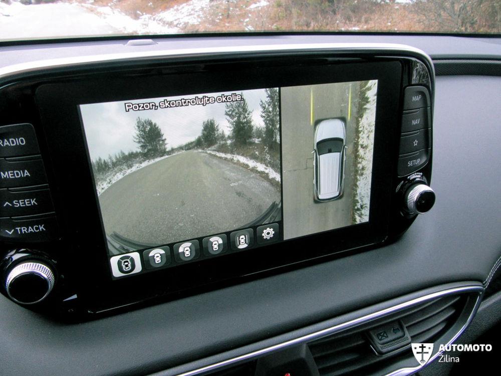 Redakčný test Hyundai Santa Fe, foto 37