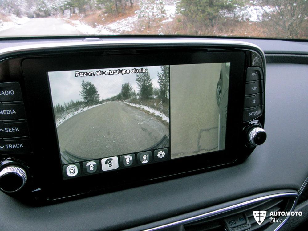 Redakčný test Hyundai Santa Fe, foto 38