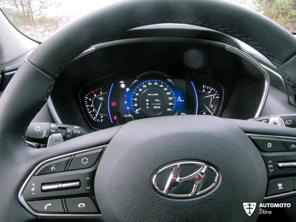 Redakčný test Hyundai Santa Fe, foto 39