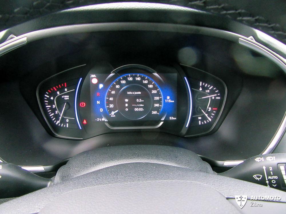 Redakčný test Hyundai Santa Fe, foto 40