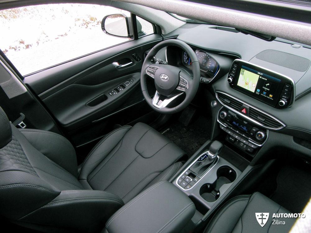 Redakčný test Hyundai Santa Fe, foto 42