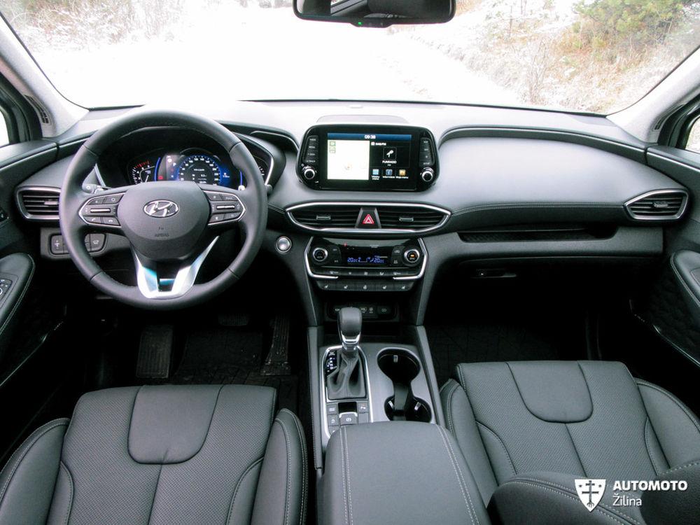 Redakčný test Hyundai Santa Fe, foto 43