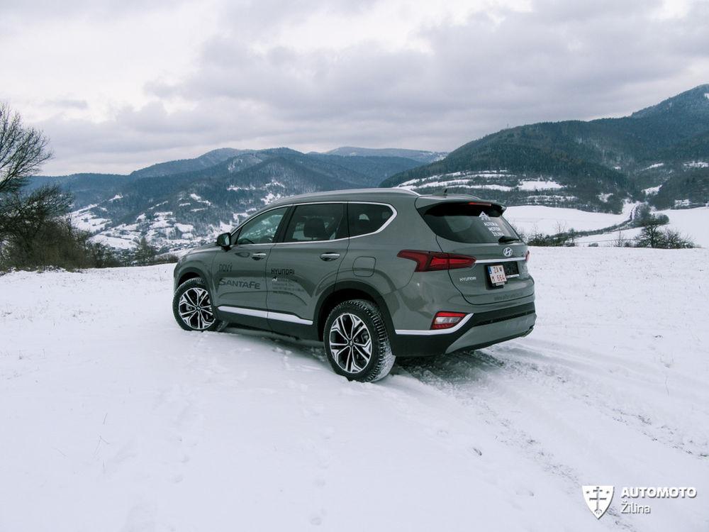 Redakčný test Hyundai Santa Fe, foto 48