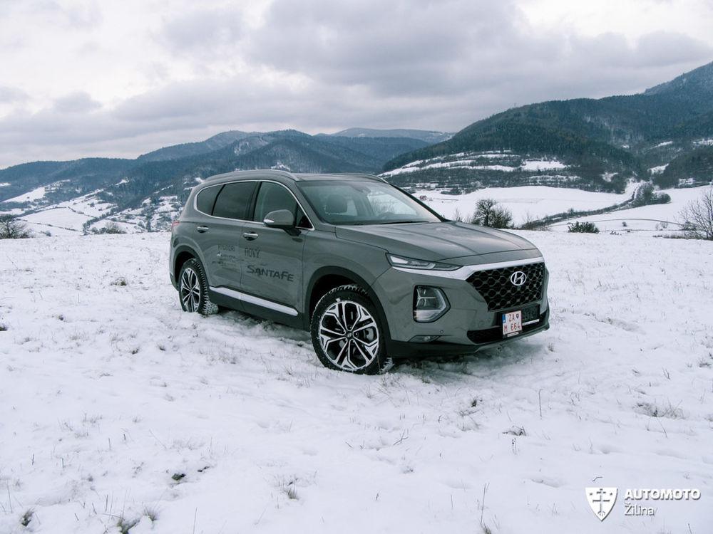 Redakčný test Hyundai Santa Fe, foto 50
