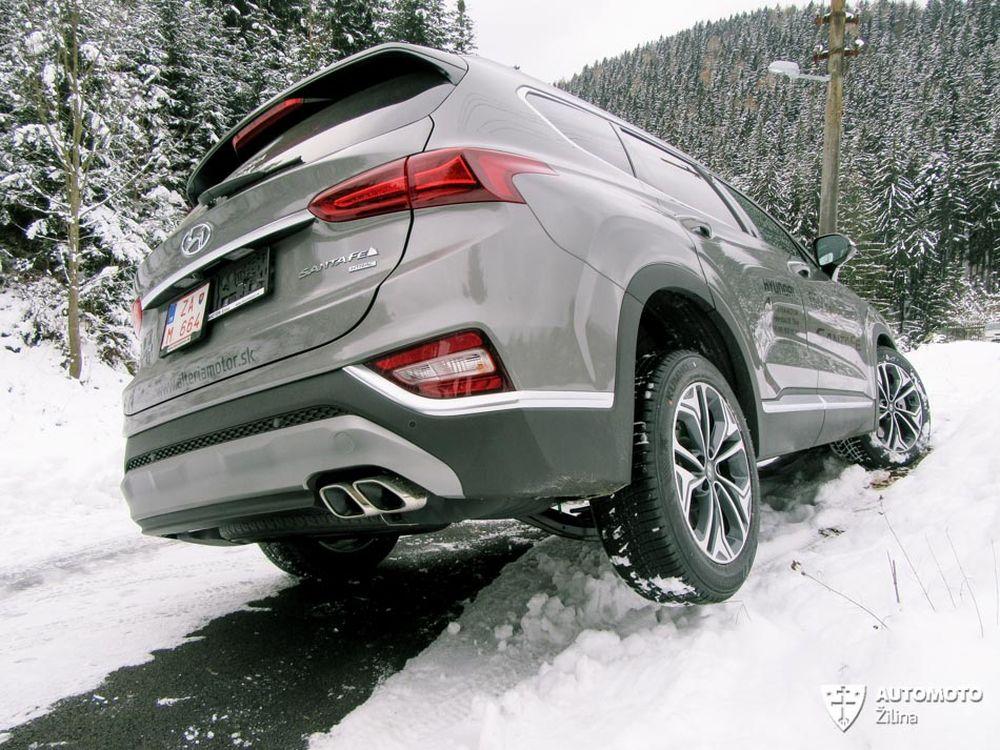 Redakčný test Hyundai Santa Fe, foto 52