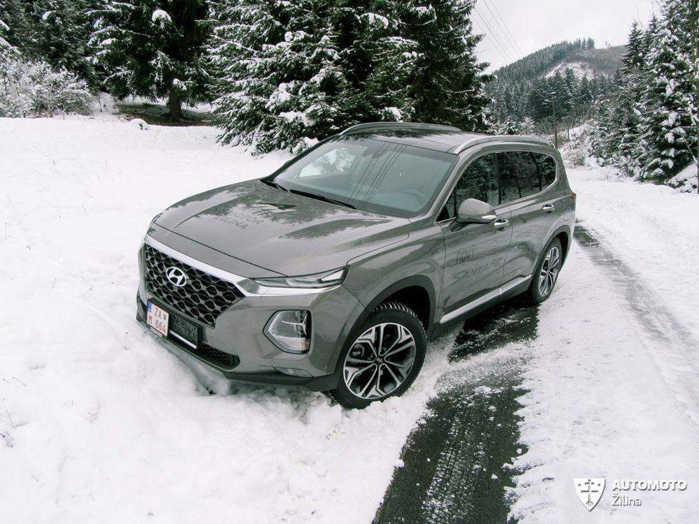 Redakčný test Hyundai Santa Fe, foto 53