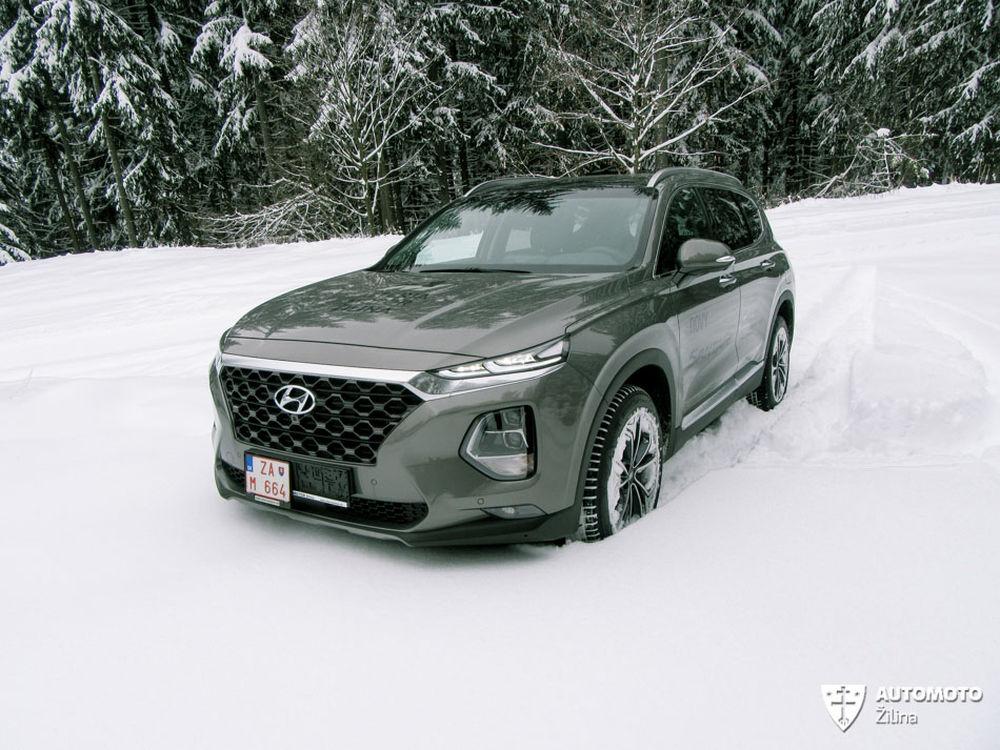 Redakčný test Hyundai Santa Fe, foto 54